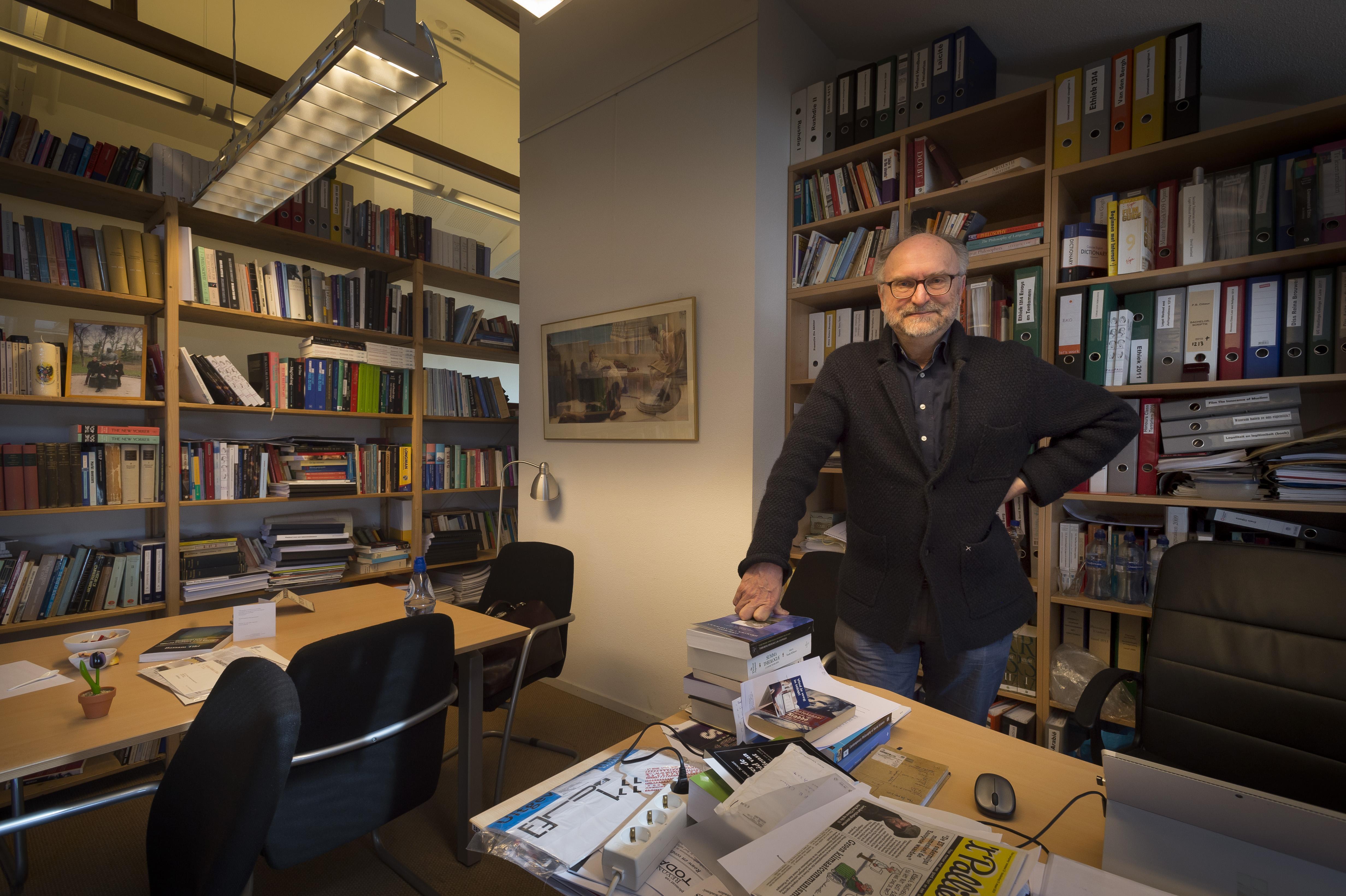 Externe commissie Universiteit Leiden onderzoekt 'beschuldigingen van antisemitisme' [update]
