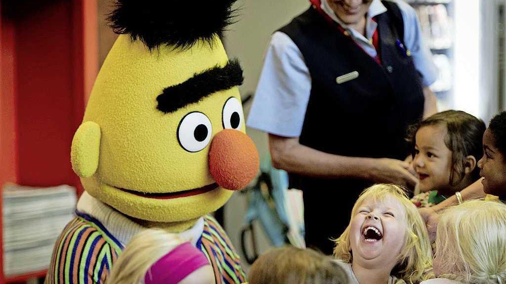 Bert en Ernie   Leuk dat jullie langskomen bij Bert en Ernie
