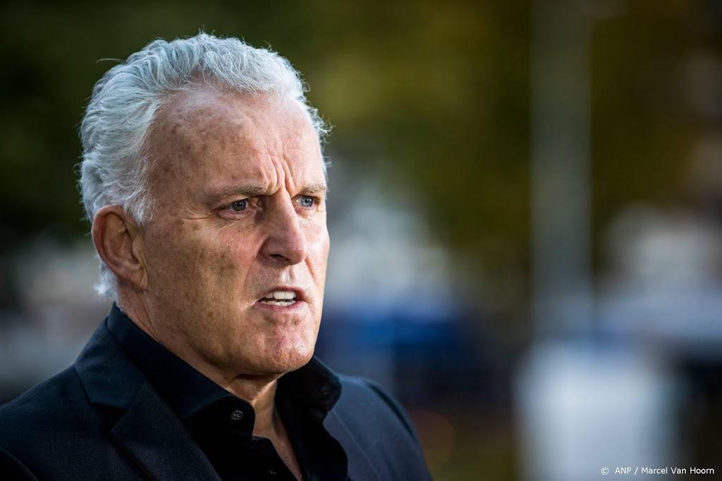 Peter R. de Vries: dreiging kwam eerst bij ons binnen