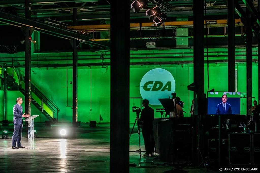 CDA geeft in een week 131.000 euro uit aan onlineadvertenties