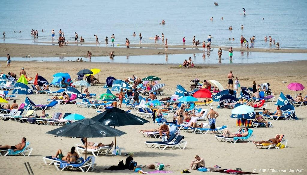 Warmste dag van het jaar heeft records gebroken