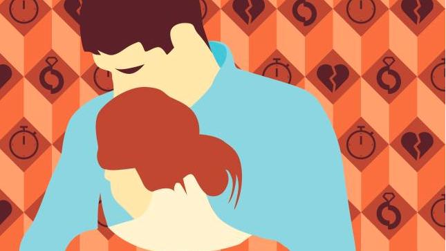 dating iemand die net ingediend voor echtscheiding P2P betekenis dating
