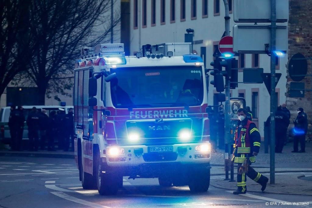 Vijf doden na amokrit in voetgangerszone Trier