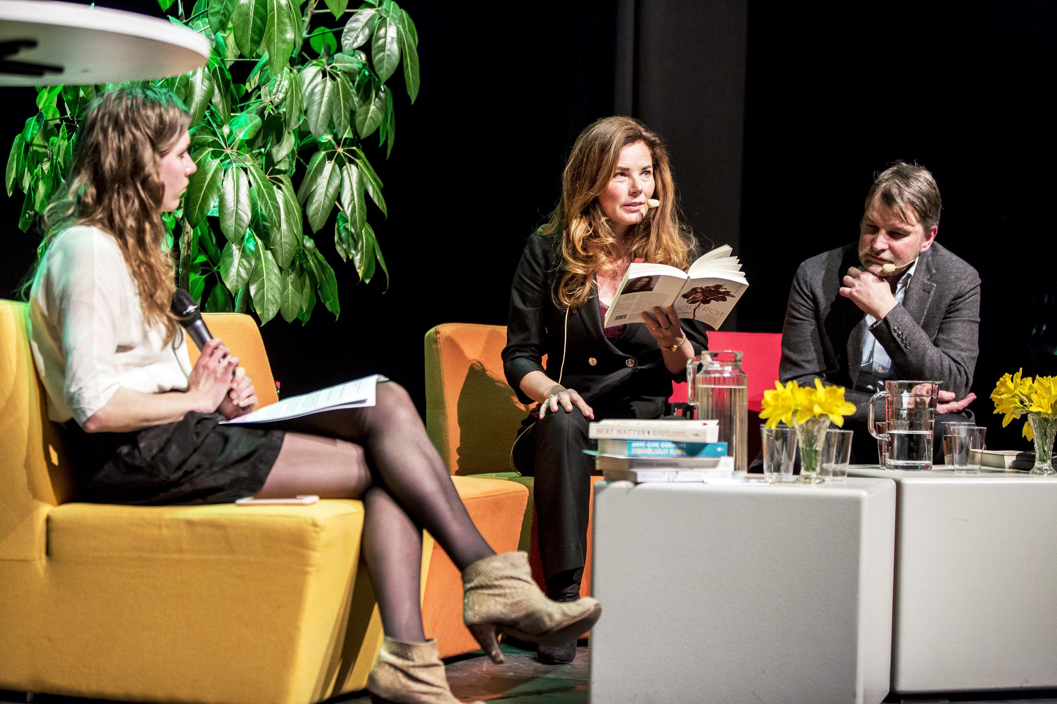 Succesvolle tweede editie Haarlems Literatuurfestival
