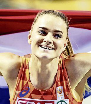 Lisanne de Witte moest nadat enkele atleten positief waren getest trainingskamp in Belek met spoed verlaten: 'Het was een beetje hectisch'