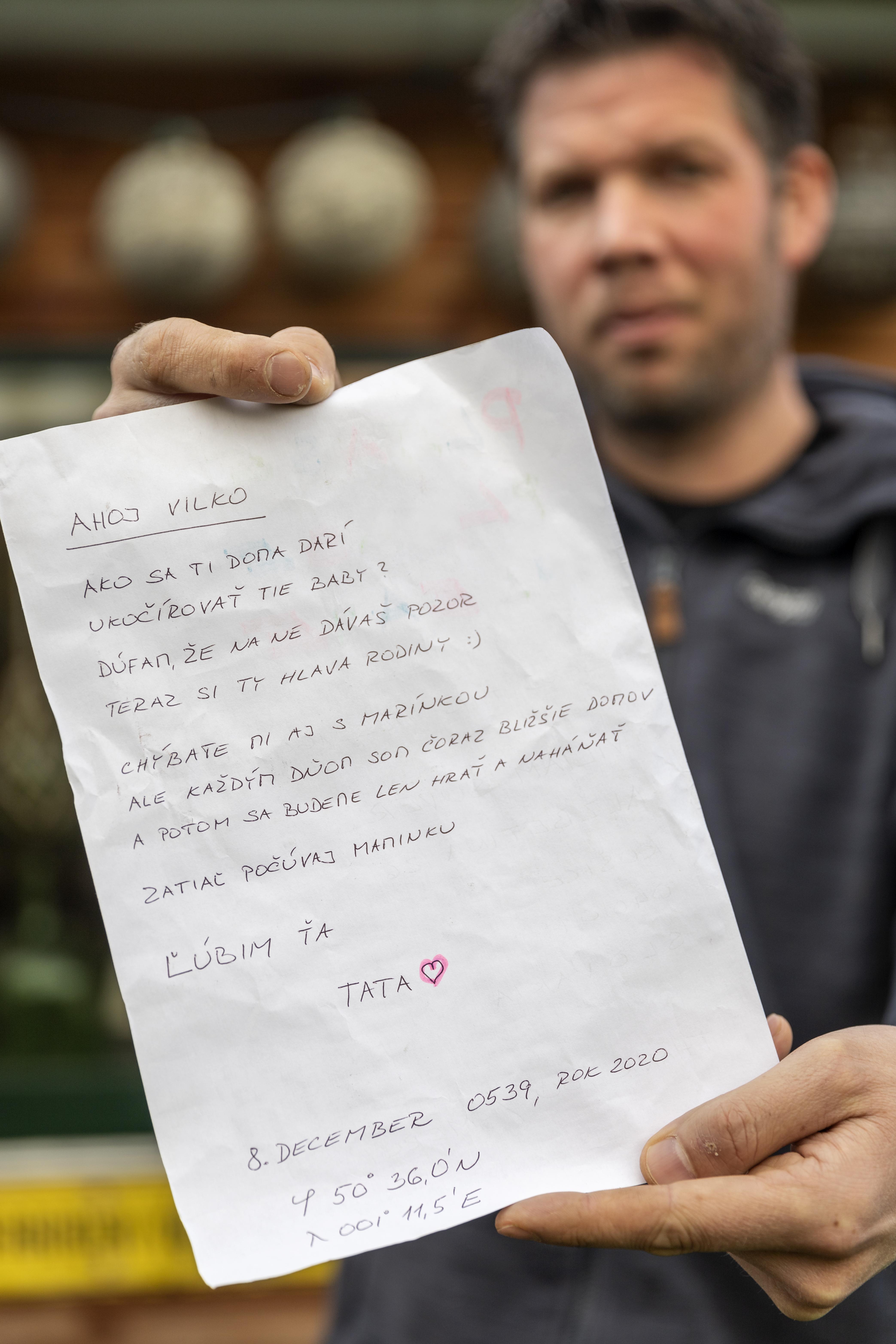 Texelse jutter Maarten (40) over flessenpost uit Slowakije, jutten, noordwesterstormen, thuisonderwijs en een beetje over corona