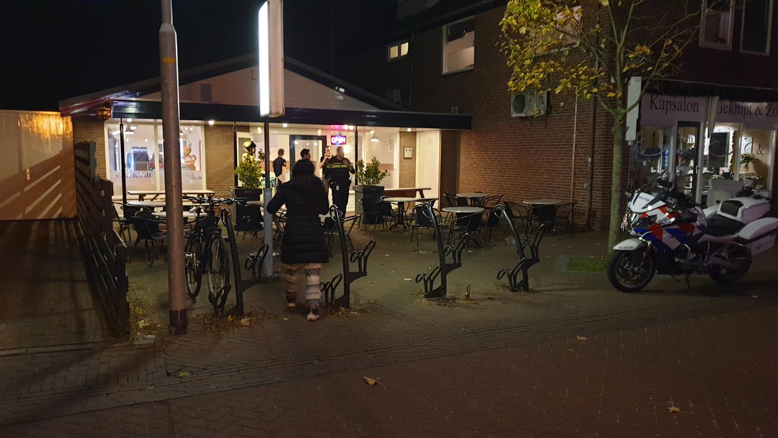 15-jarige jongens uit Alkmaar na waarschuwingsschoten opgepakt in Sint Pancras, blijken niets met overval te maken te hebben