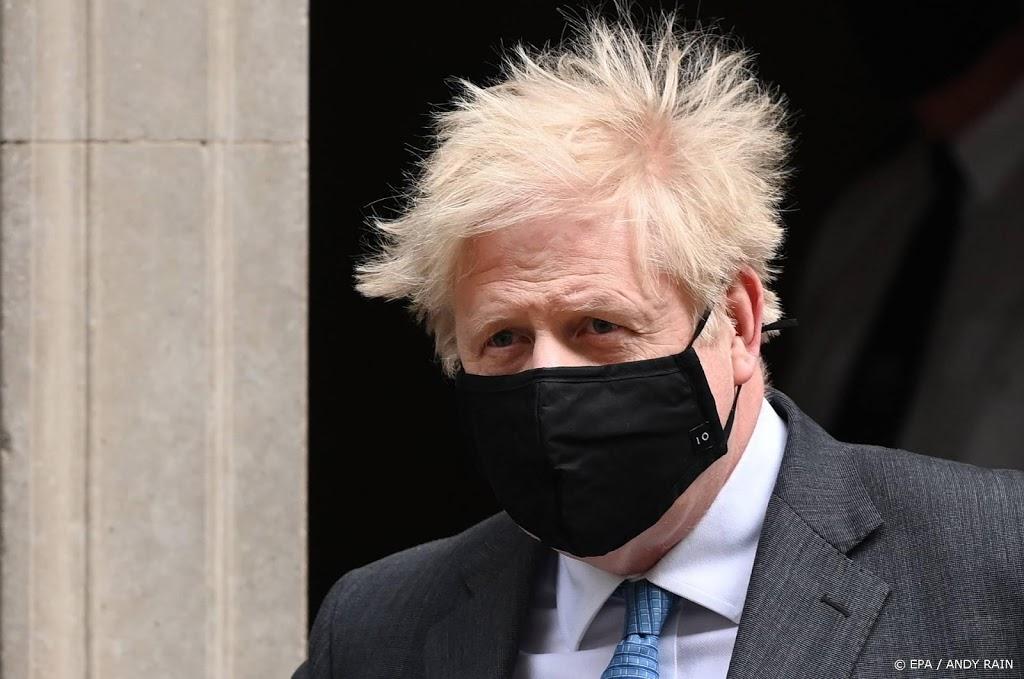 Schotse Tory-leider: Johnson moet weg als hij regels overtrad
