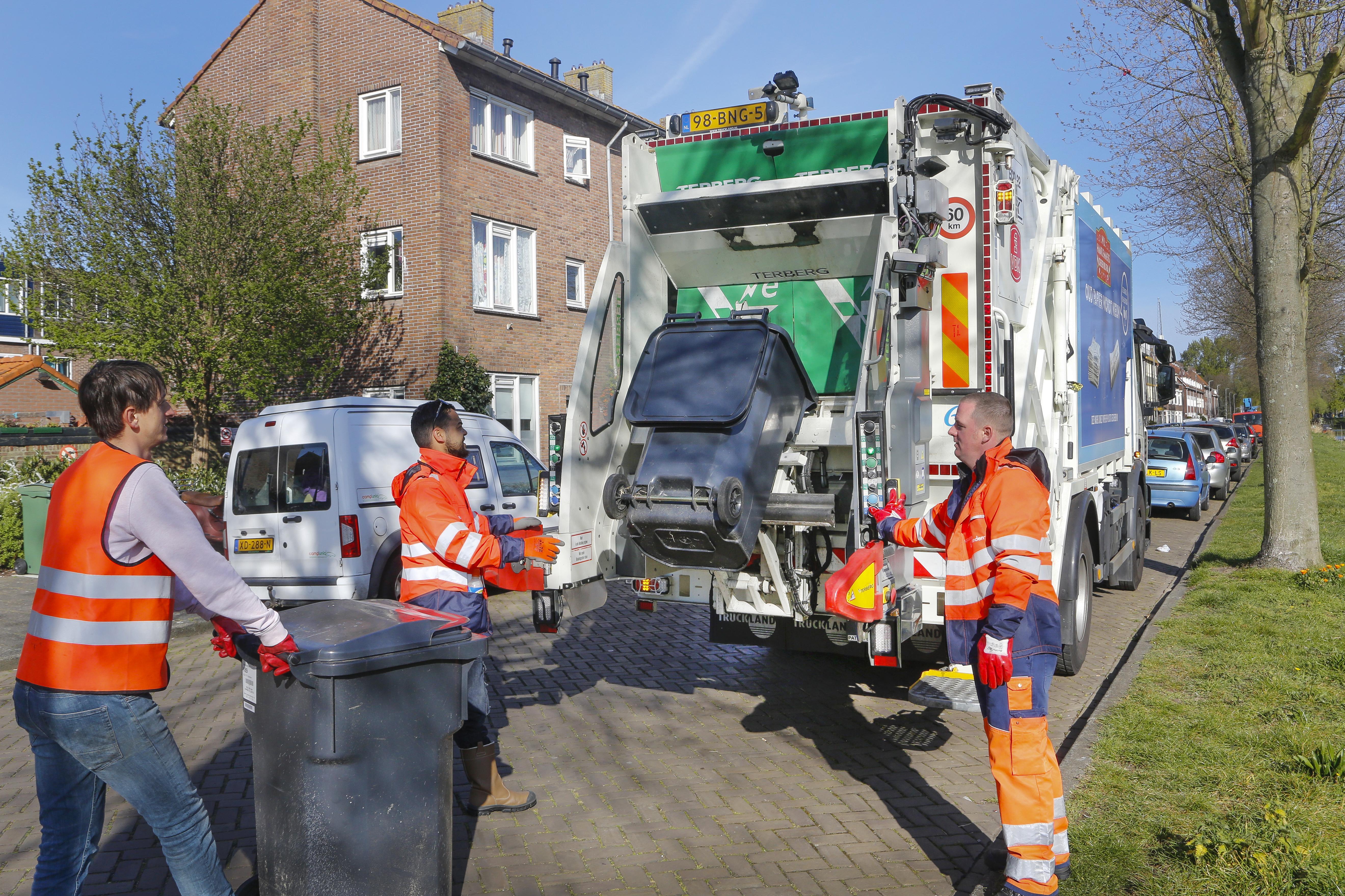 Onderzoek naar nascheiding van afval in Haarlem: 'We willen goed, goedkoop en makkelijk'