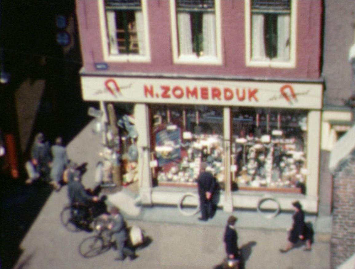 Bewegend Verleden: Lente in Alkmaar, 1948 [video]