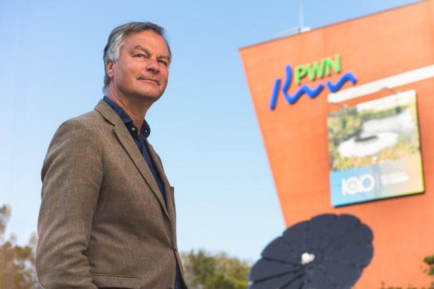 Voormalig burgemeester van Haarlem Bernt Schneiders President-Commissaris bij PWN