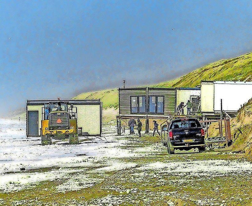 Strandhuisjes of natuur? Hoe zie jij de toekomst van het strand? Doe mee met de IJmondstelling