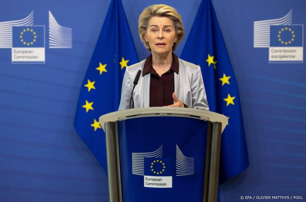 Brussel keurt aankoop 160 miljoen doses Moderna-vaccin goed