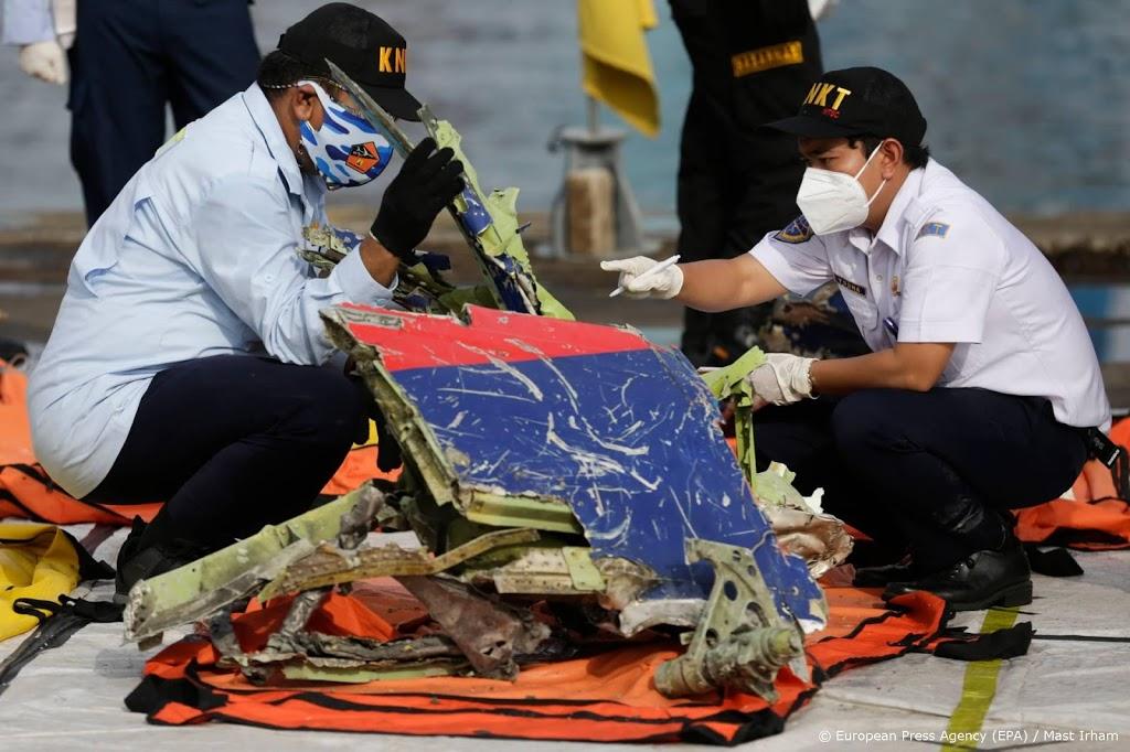 Indonesië staakt zoektocht naar slachtoffers vliegramp
