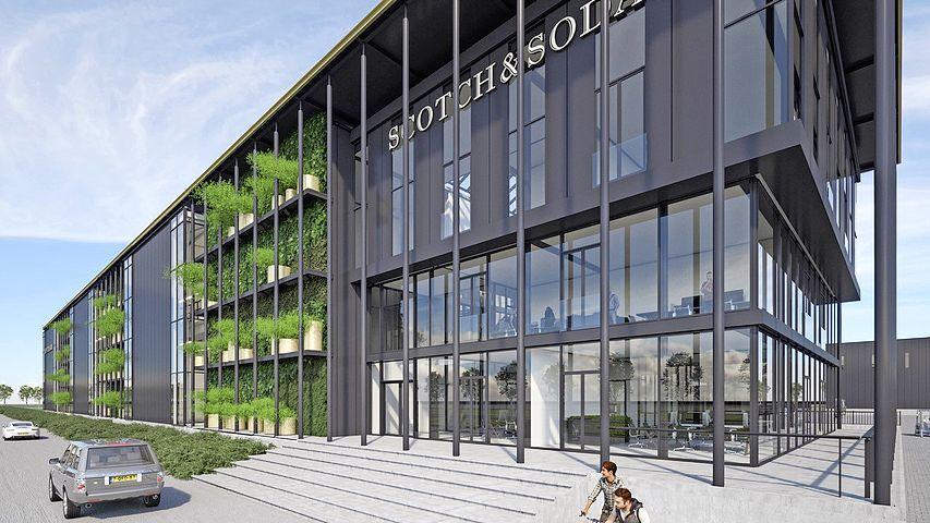 Modebedrijf laat distributiecentrum bouwen in Hoofddorp