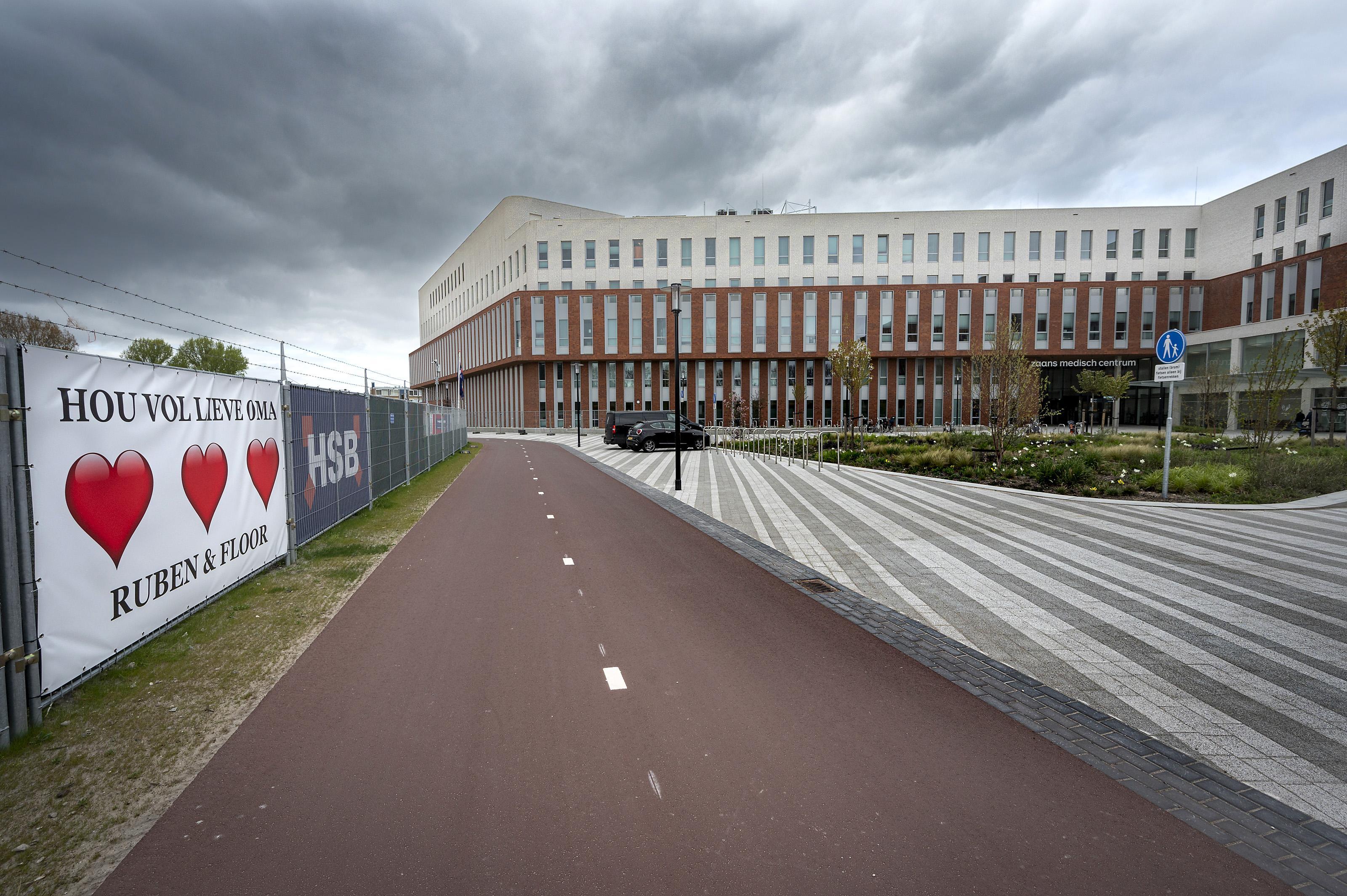 Draaiboek voor tweede coronagolf ligt klaar in ZMC en Dijklander Ziekenhuis; 'We laten ons niet opnieuw verrassen'
