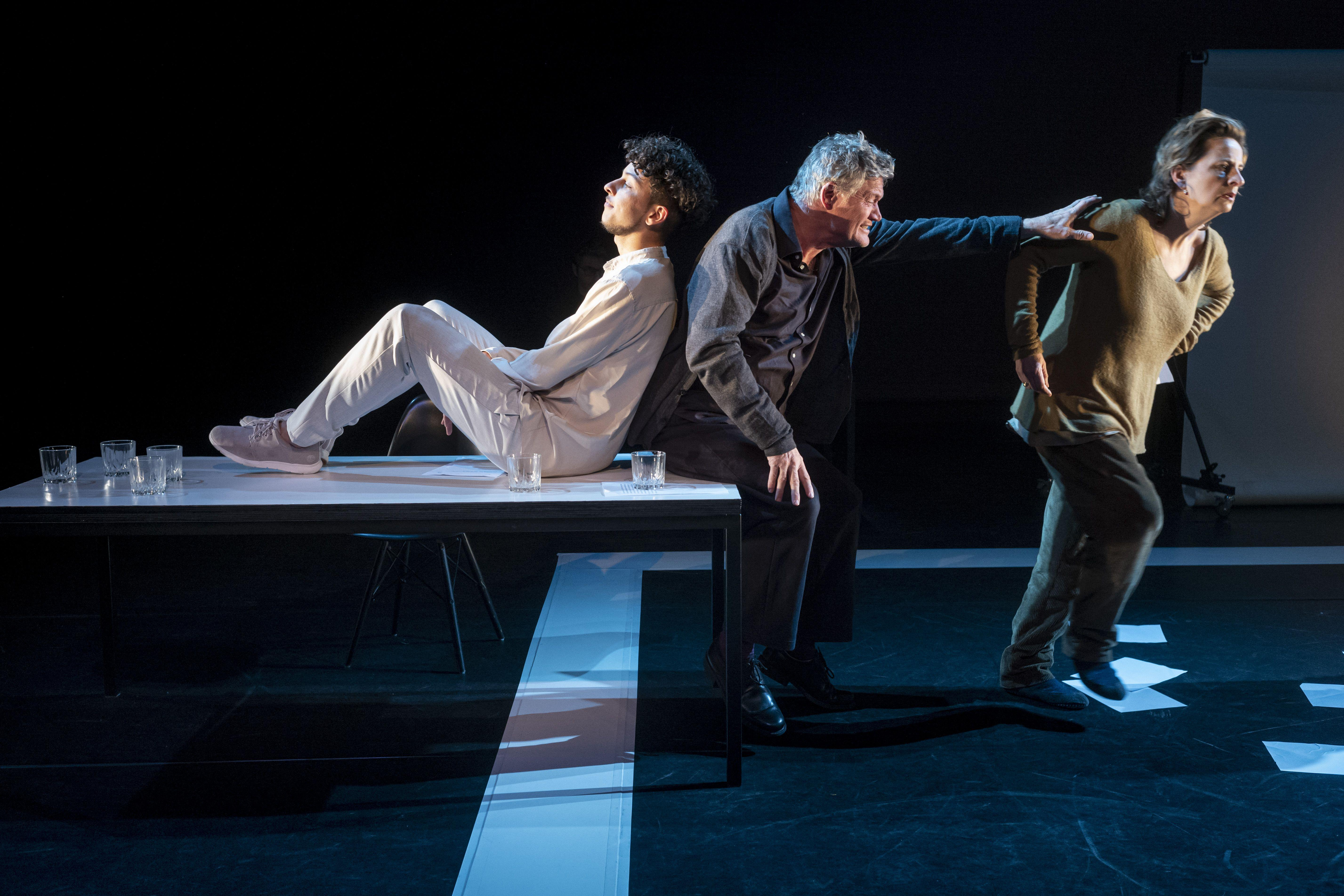 Bestseller 'Tonio' bewerkt voor theater en in première in de Leidse Schouwburg