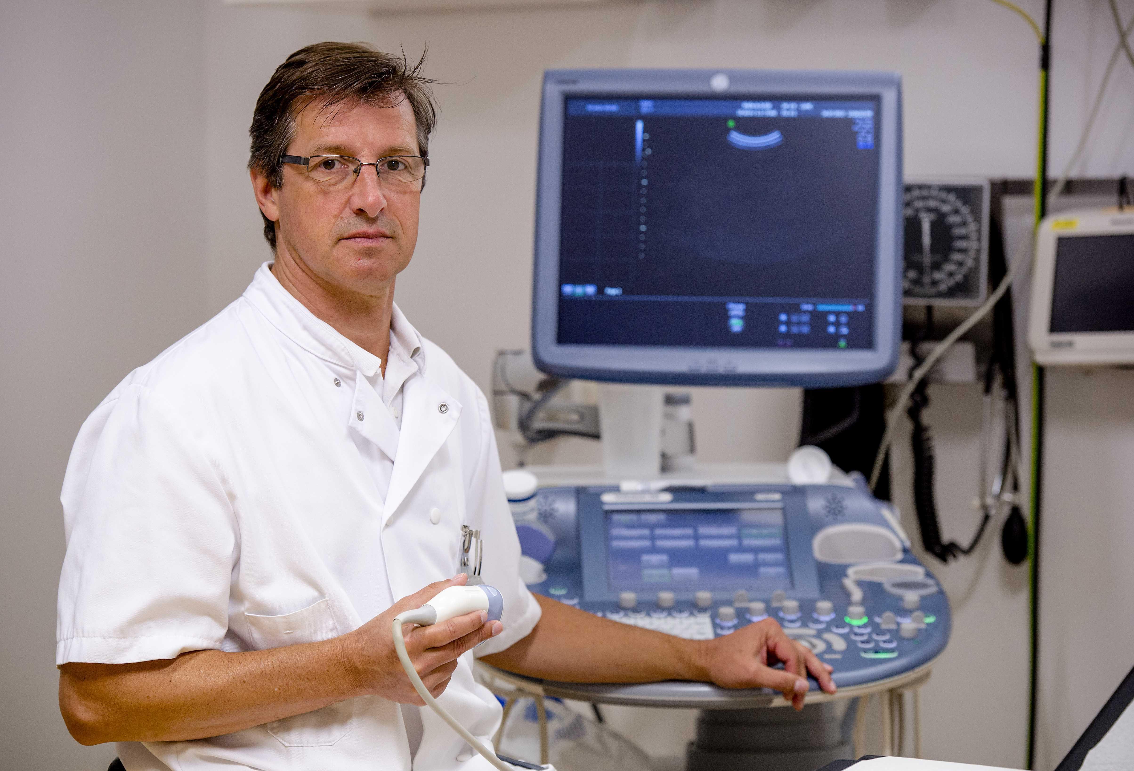 LUMC-gynaecoloog prof. dr. Dick Oepkes ontvangt koninklijke onderscheiding