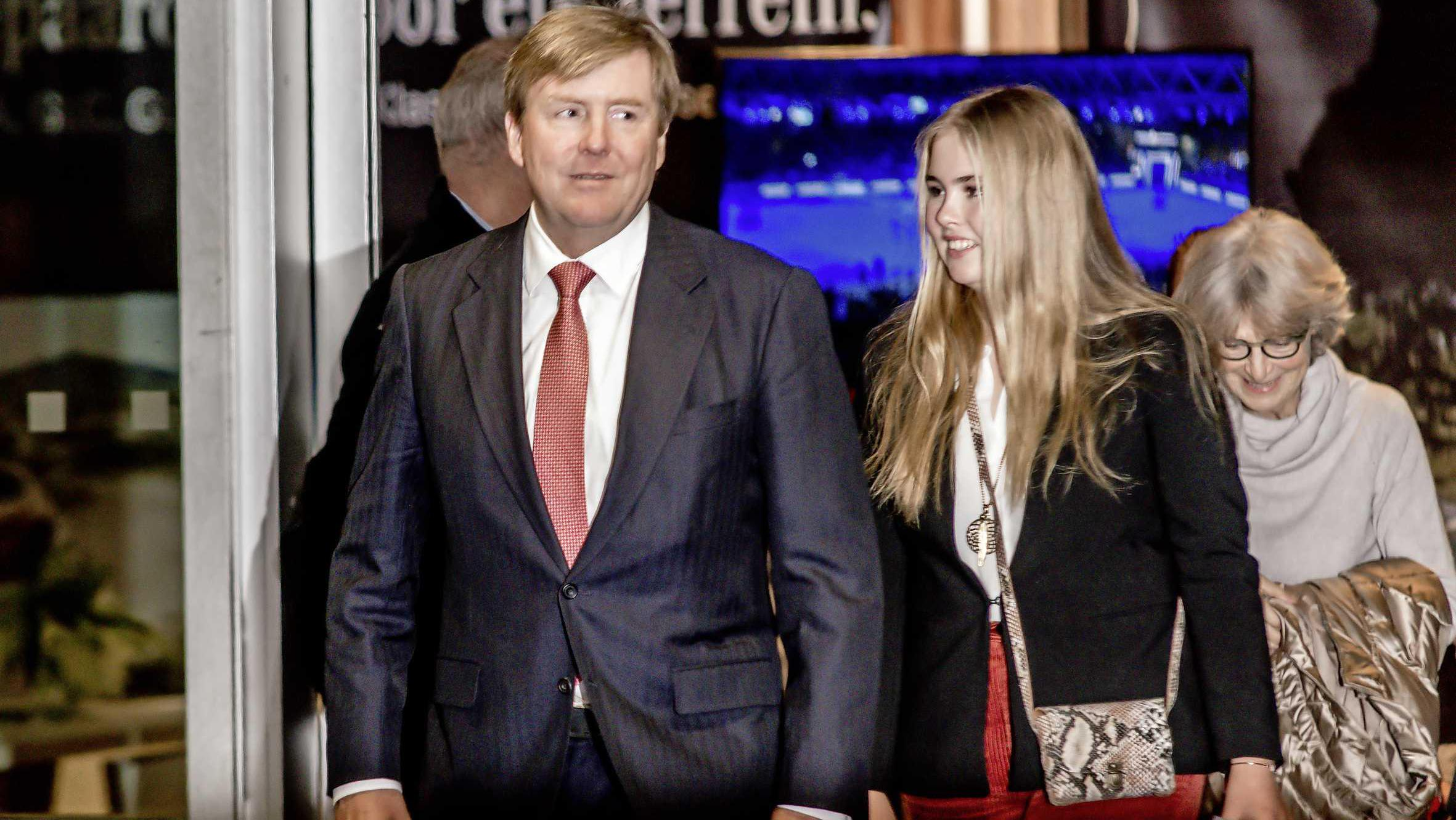 Artikelen Over Prinses Amalia Telegraafnl