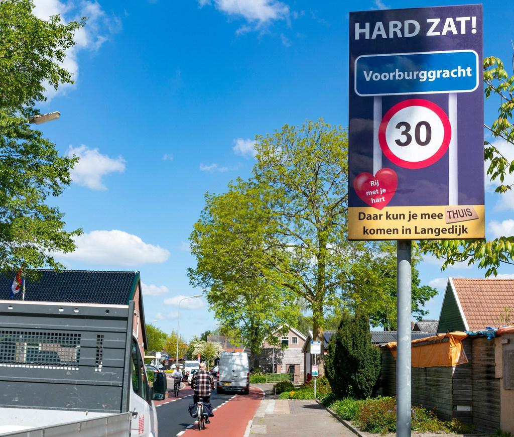 College Langedijk: 'Werk aan Voorburggracht in Oudkarspel in herfst van 2021 afgerond'