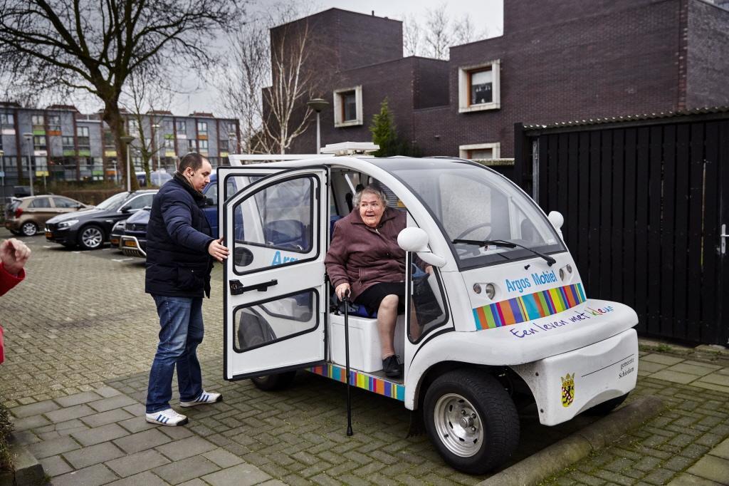 GroenLinks vindt plan voor Haarlemse citybus 'lief, maar onhaalbaar'
