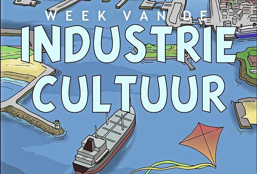 Zaan weer prominent in Week van de Industriecultuur. Door corona wel kleinere groepen