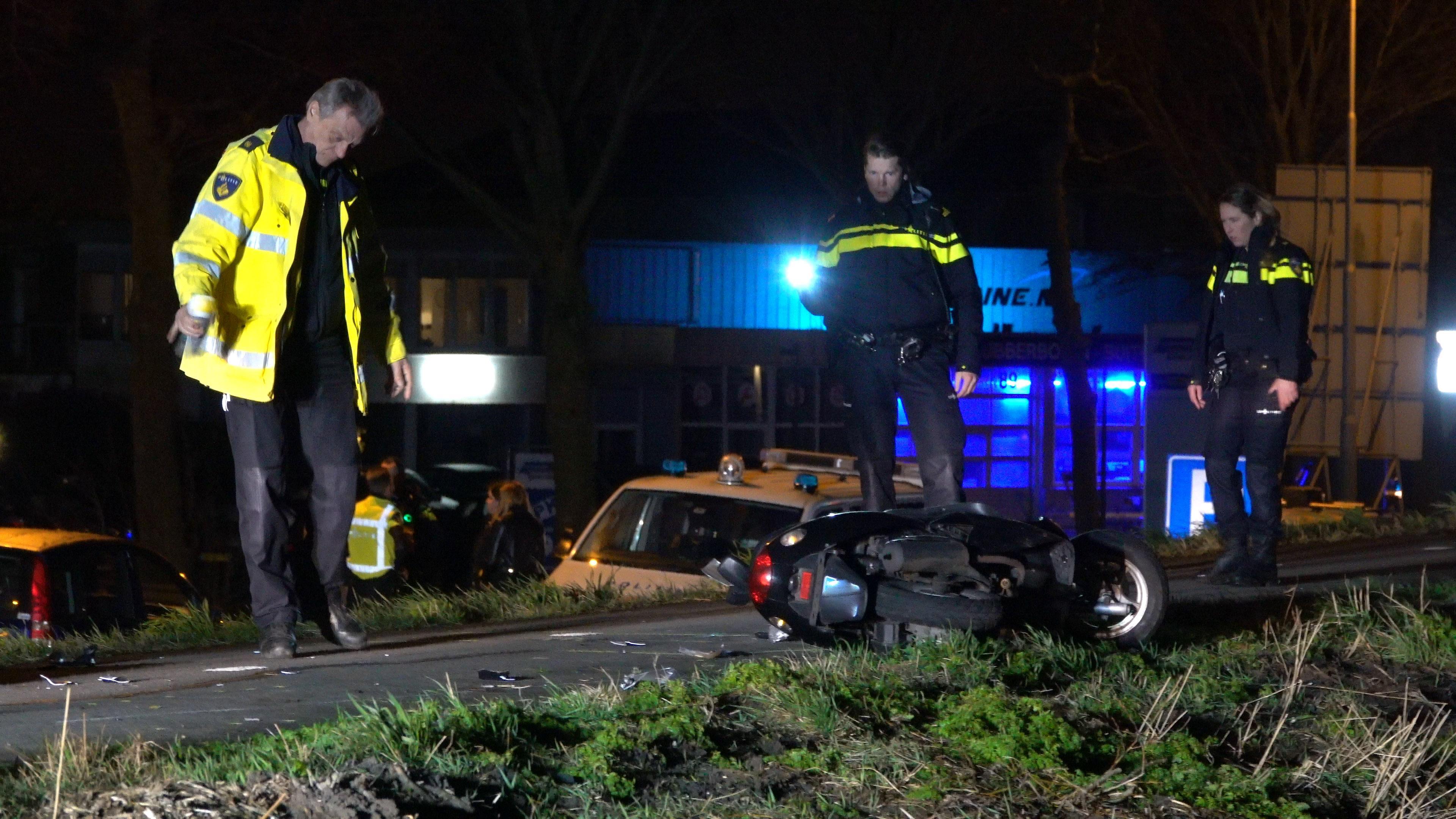 Scooterrijder overleden na aanrijding met wielrenner in Heerhugowaard