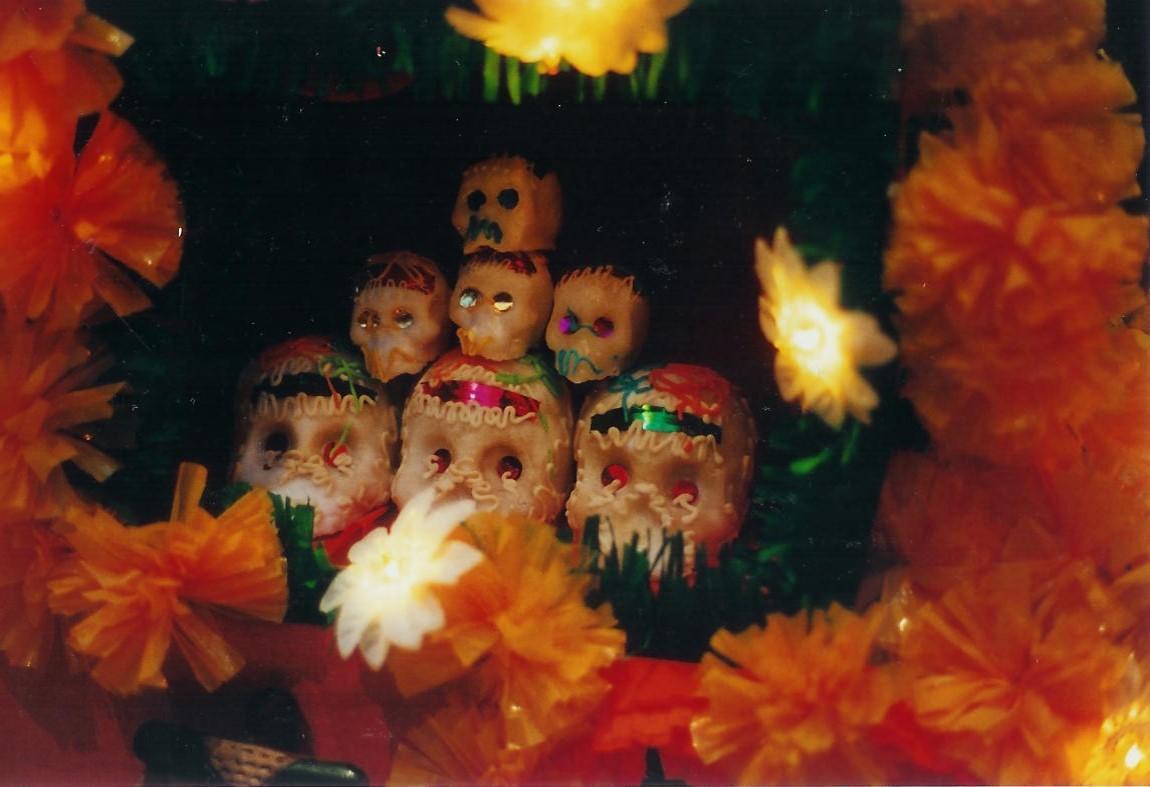 Mexicaanse variant op Halloween, Día de Muertos in Volkenkunde