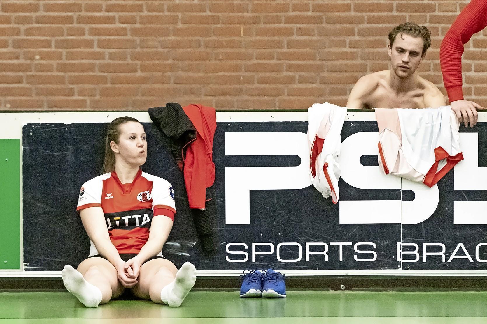 Weer een aderlating voor korfballers van TOP. Na aanvoerder Mick Snel verlaat ook international Celeste Split de club