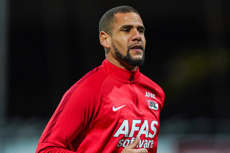 Verdediger Ramon Leeuwin van AZ terug naar Almere