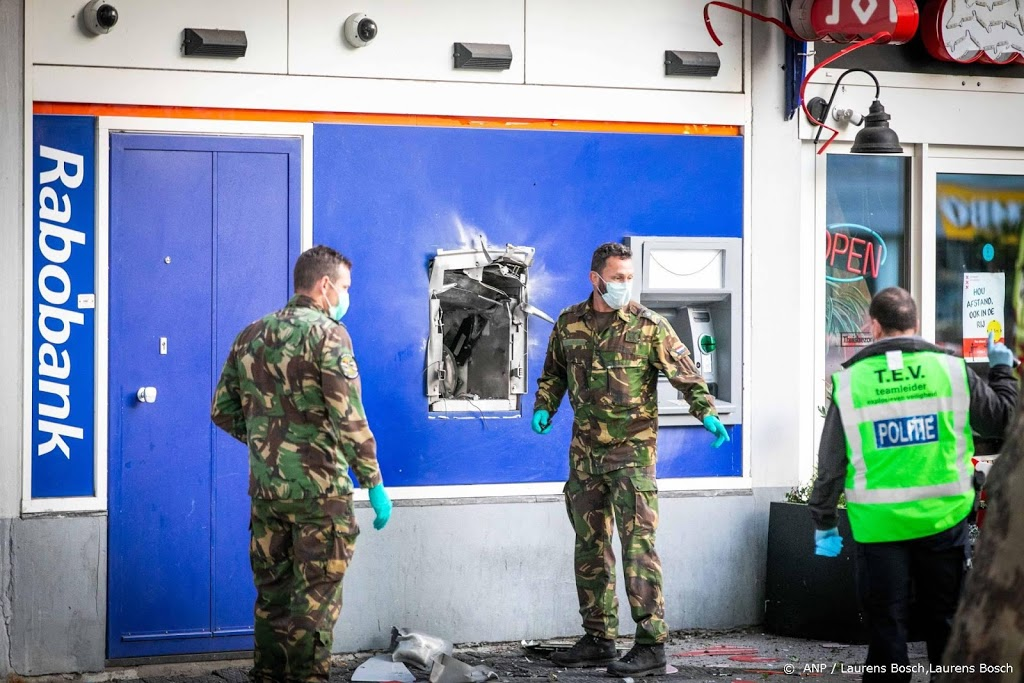 Aantal zelfgemaakte zware explosieven bijna verdrievoudigd