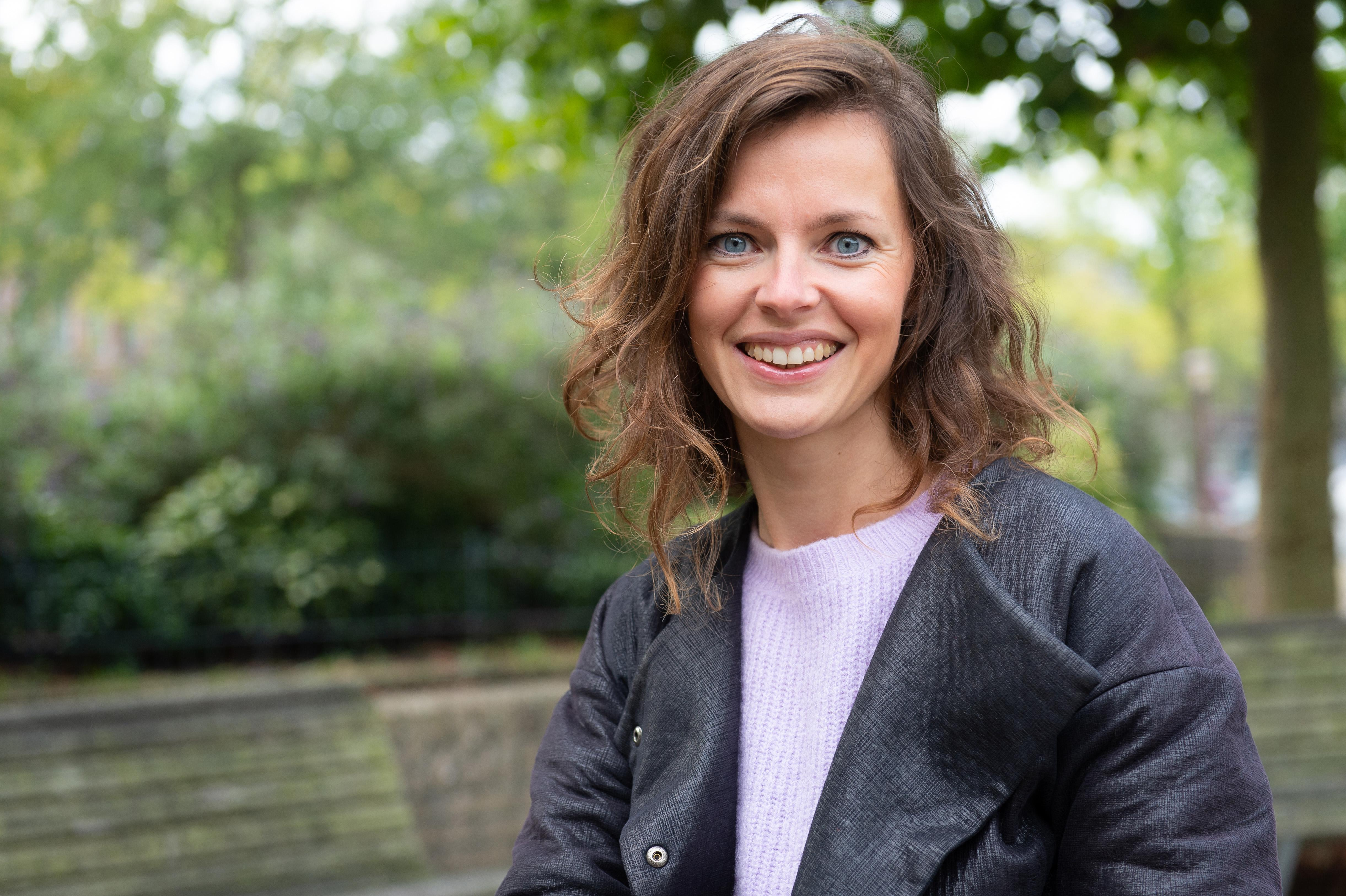 Criminoloog Liza Cornet strandt in halve finale Famelab