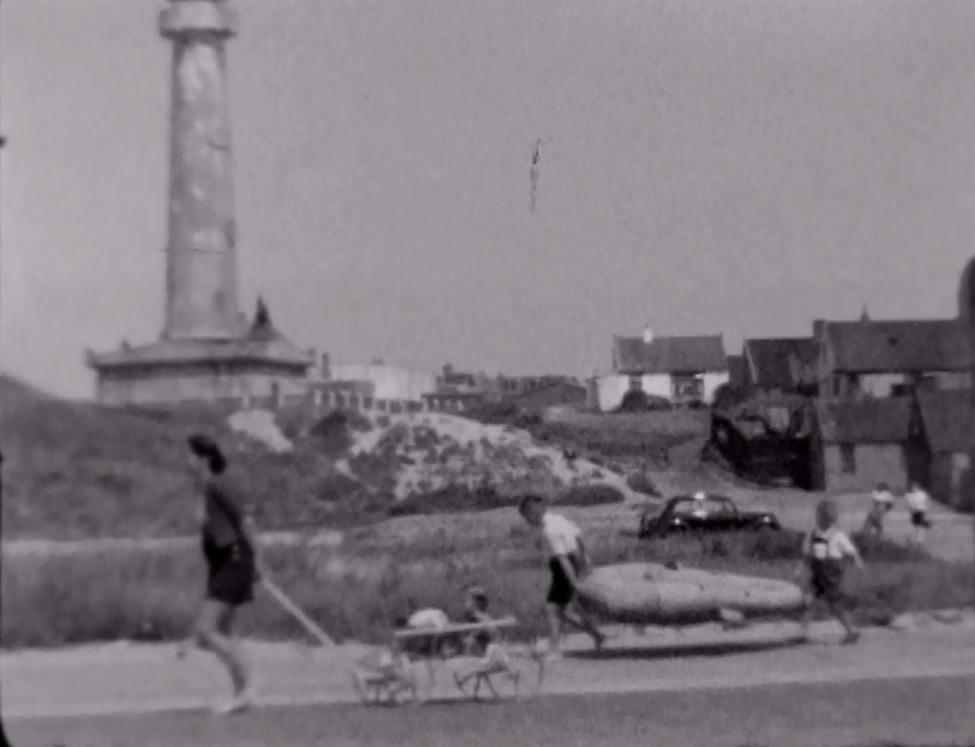 Bewegend Verleden: Vakantie in Egmond aan Zee, 1947 [video]
