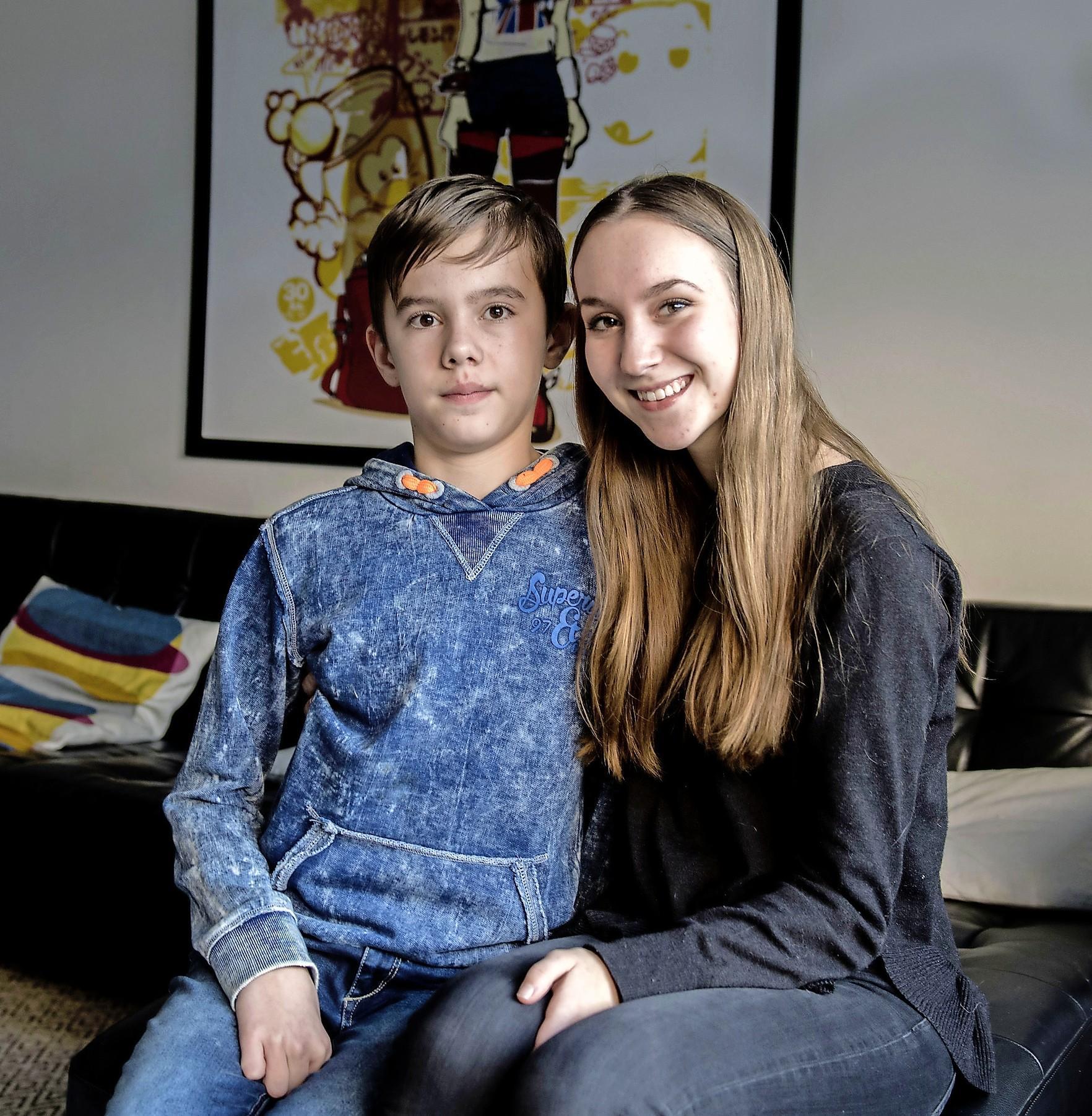 Lotte maakt documentaire over broertje Romijn: 'Hij is zoveel meer dan autist' [video]