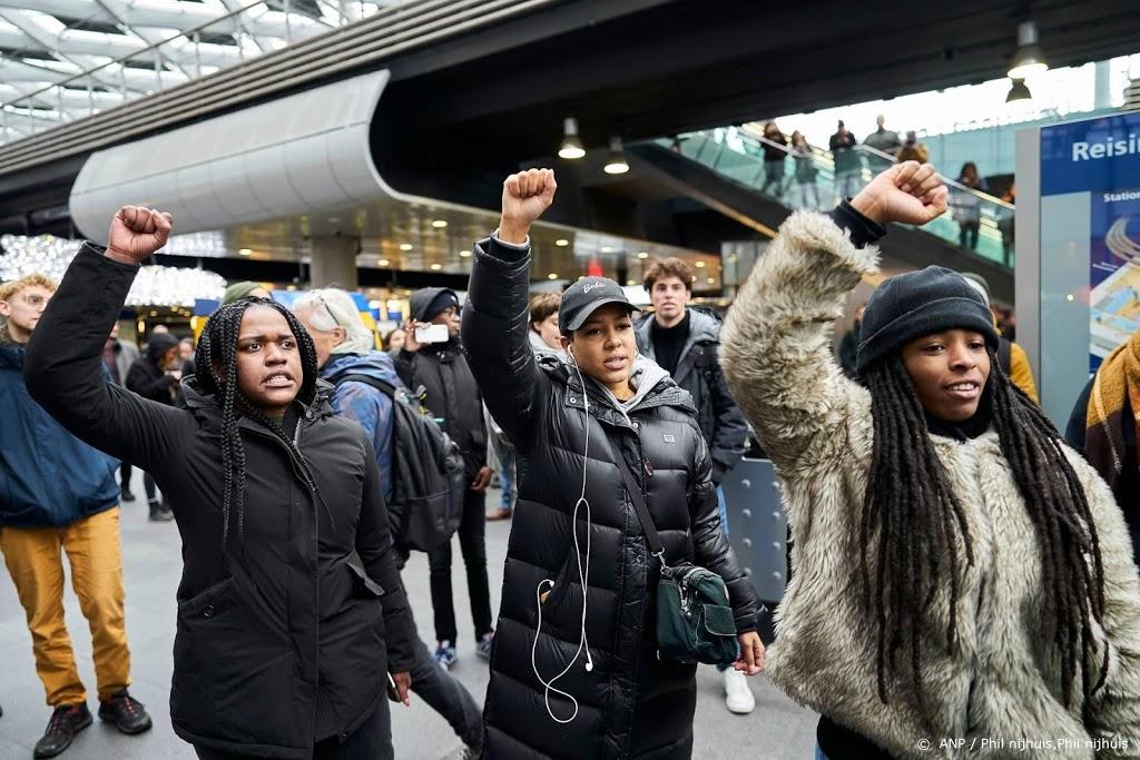 KOZP protesteert ook zonder intochten tegen Zwarte Piet