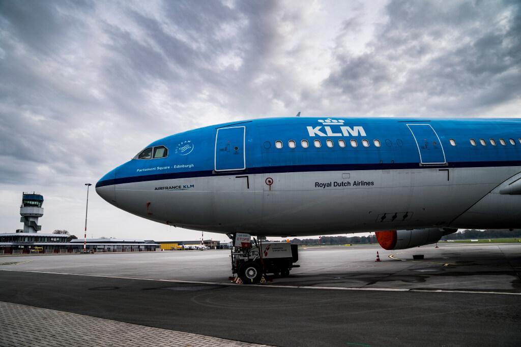 KLM draait plan 'mini-werkdagen' bij grondpersoneel terug