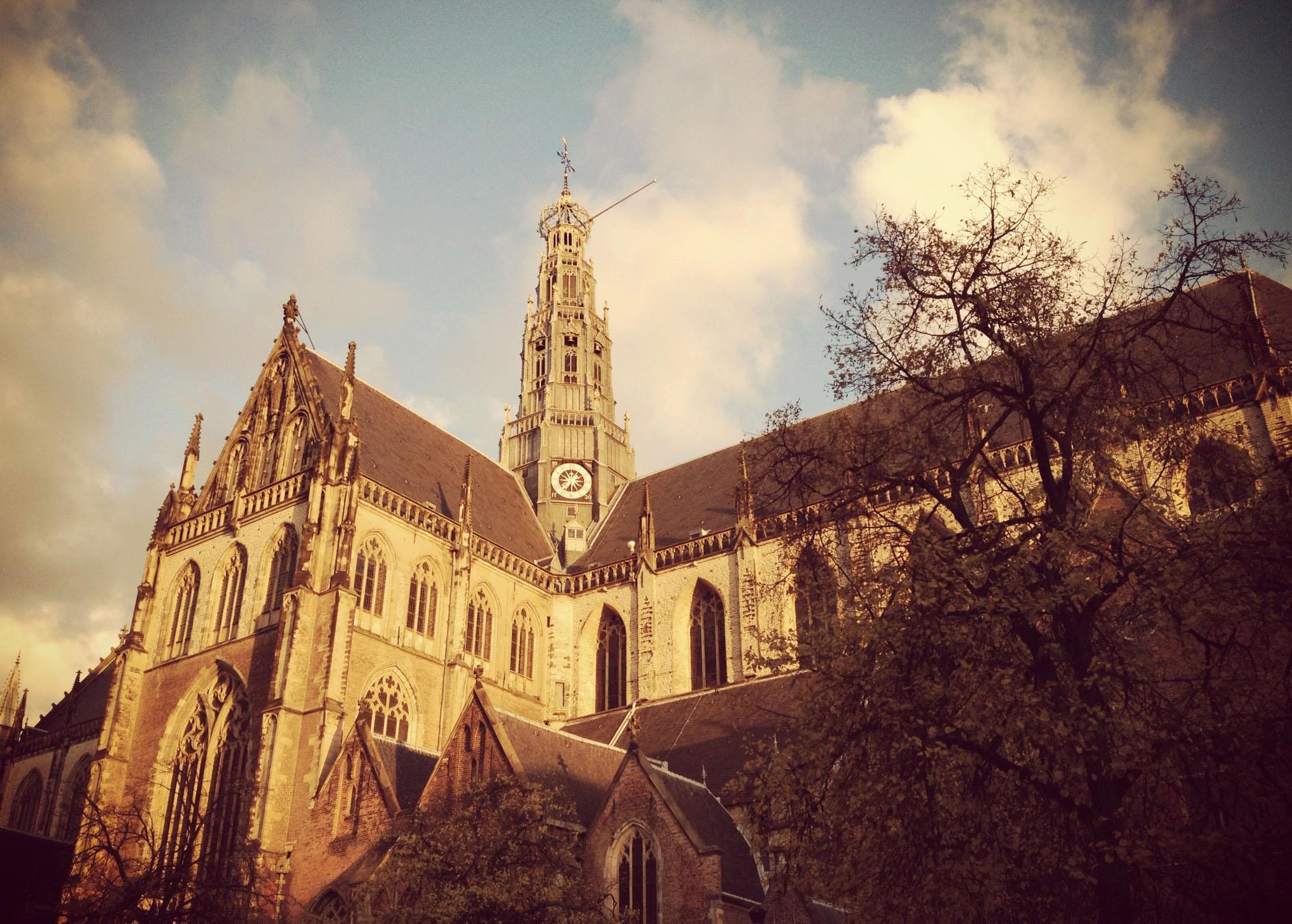 Muzikale wandeling door Haarlem