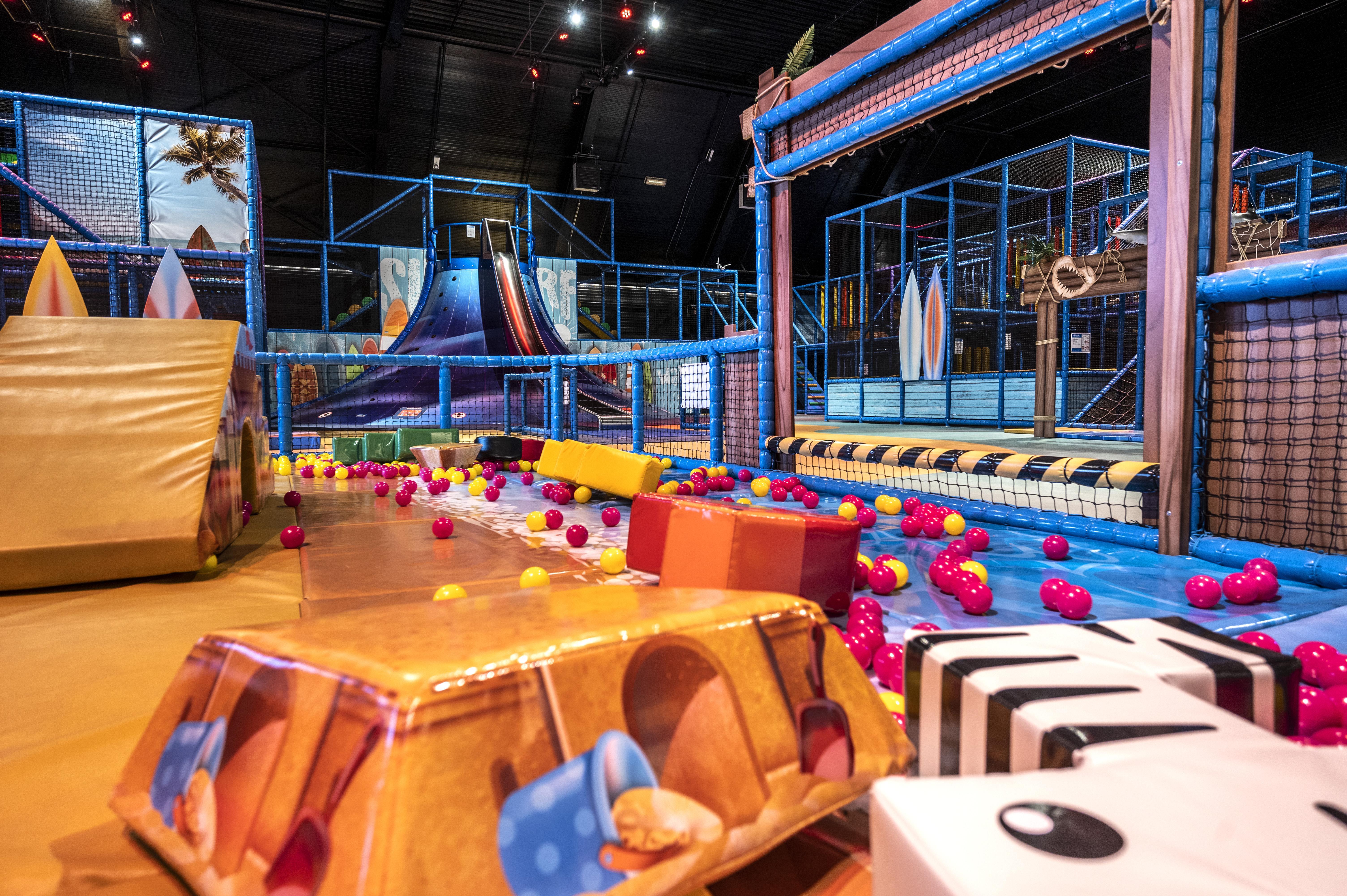 Center Parcs Zandvoort klaar voor toekomst na make-over, maar door pandemie blijft gloednieuw speelparadijs nog even leeg