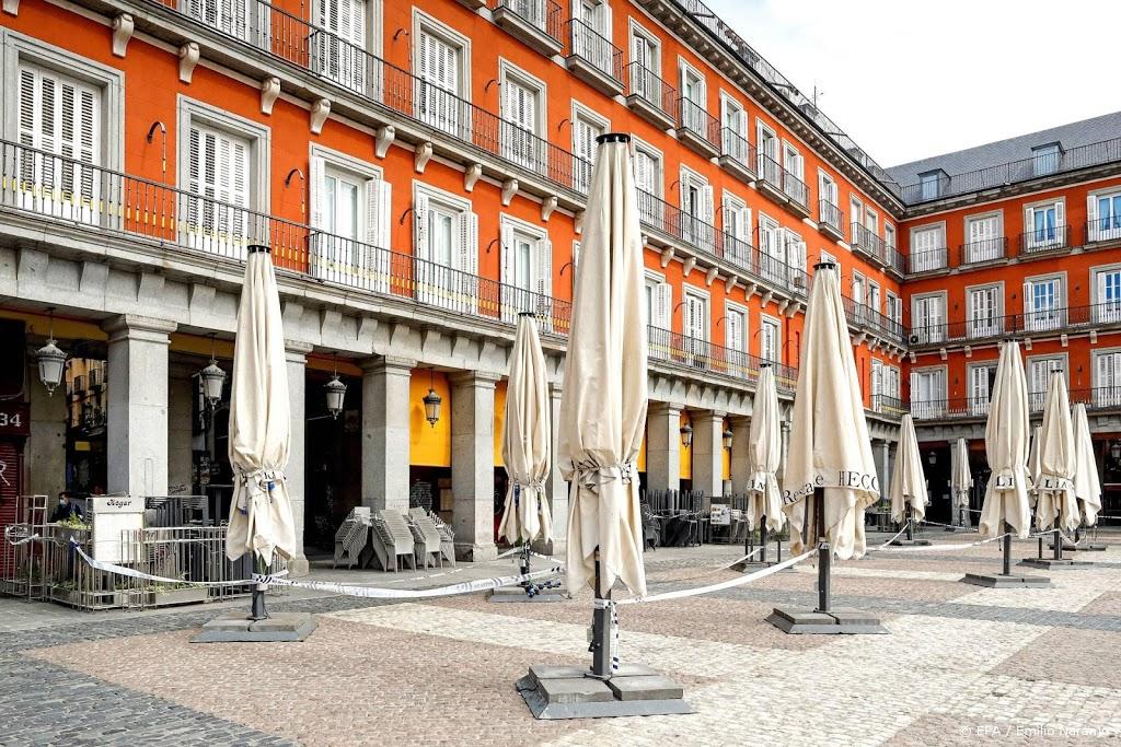 Regio Madrid verbiedt reizen buiten coronabrandhaarden
