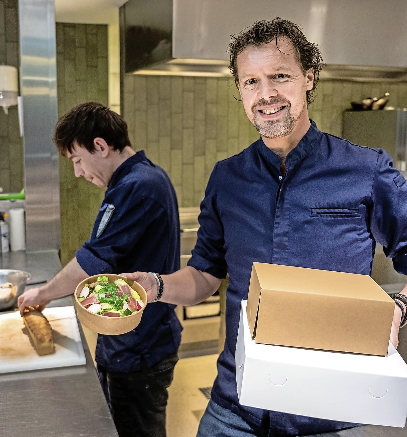 Tien hoeraatjes voor al die koks die met ziel en zaligheid hun vak blijven uitoefenen. En dus ook voor het team van sterrenrestaurant ML | recensie