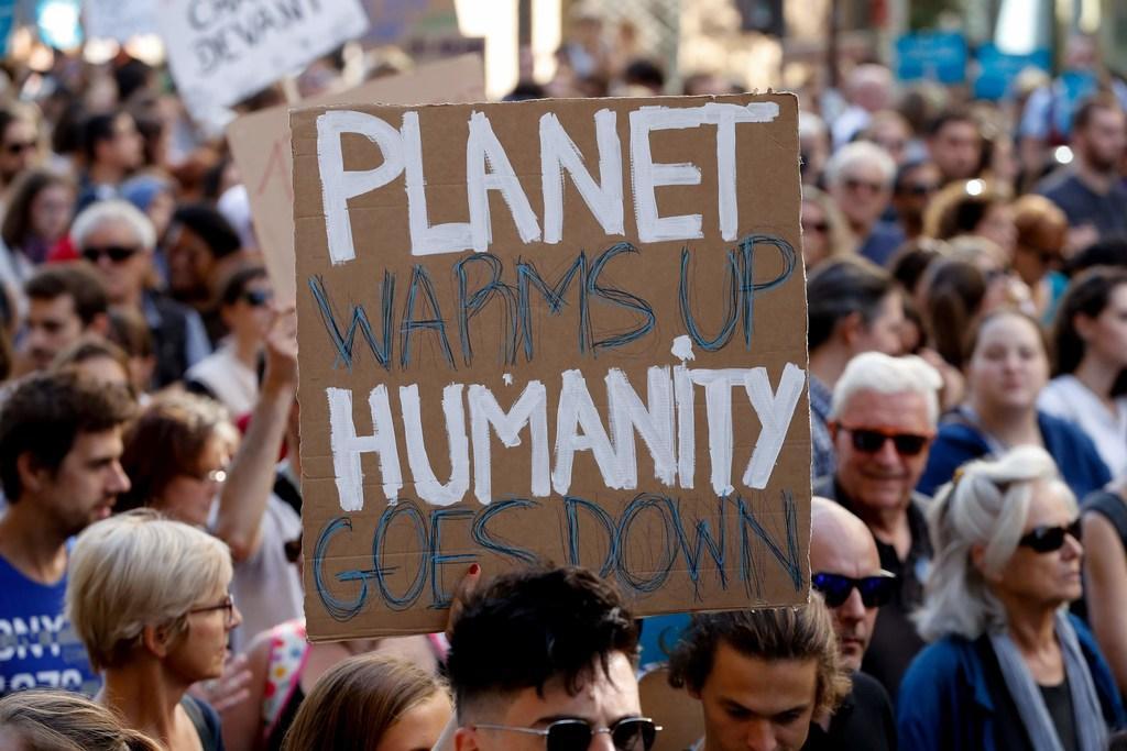 School Heemstede steunt dagje spijbelen voor klimaatdemonstratie scholieren