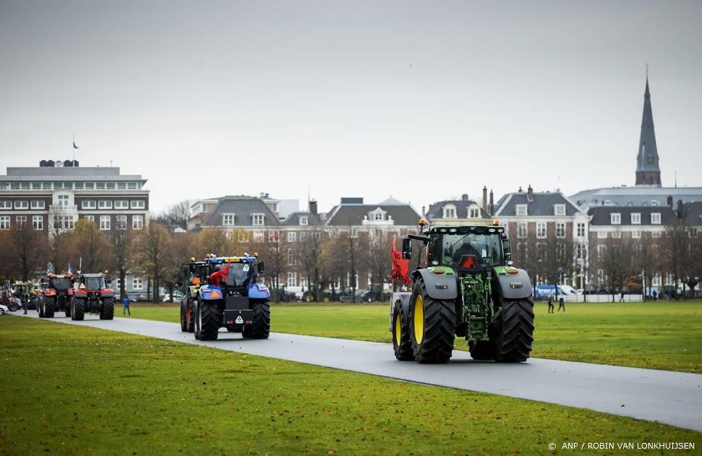 Boerenactiegroepen plannen weer protestacties