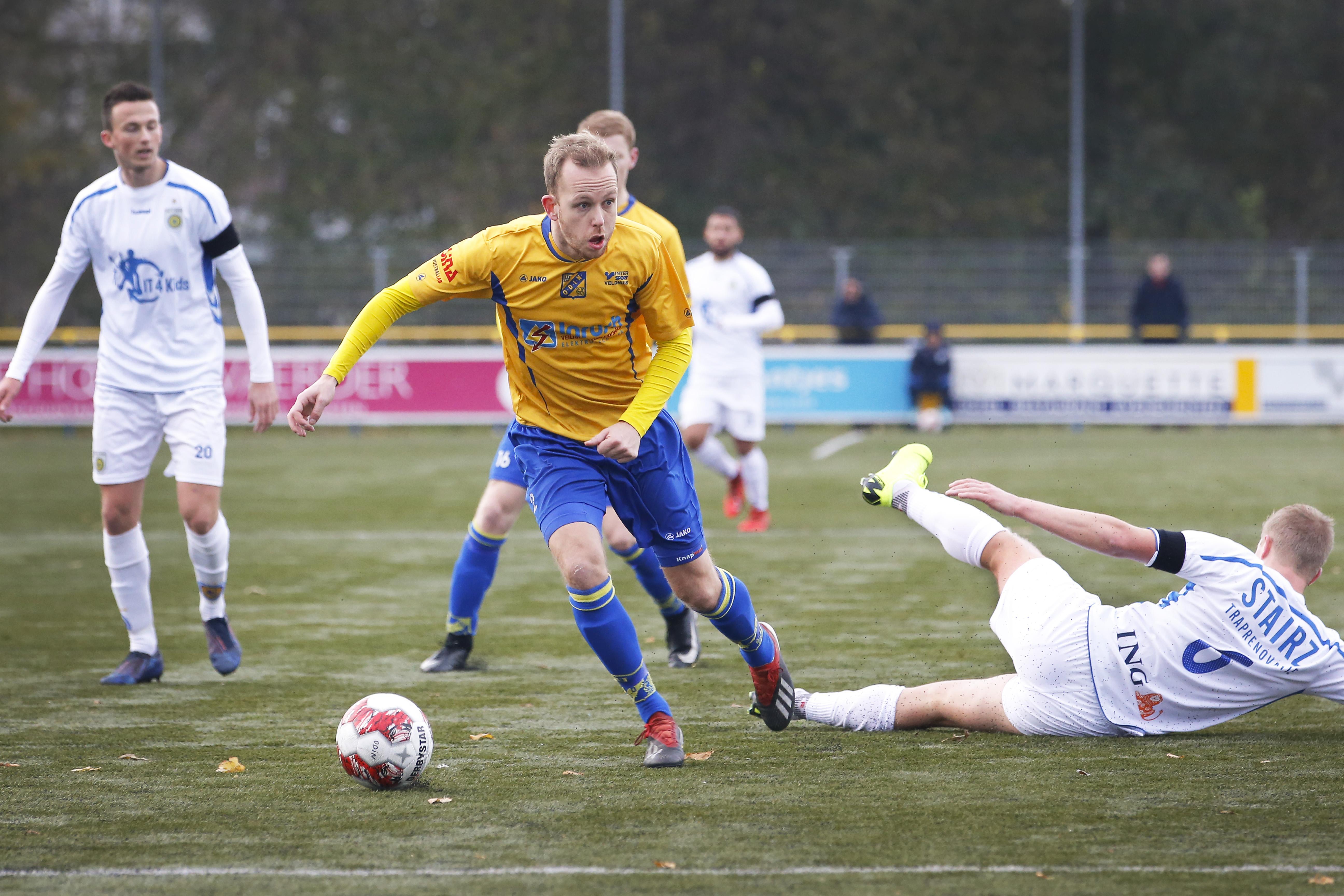 FC Lisse nestelt zich in de subtop na overwinning bij Odin '59