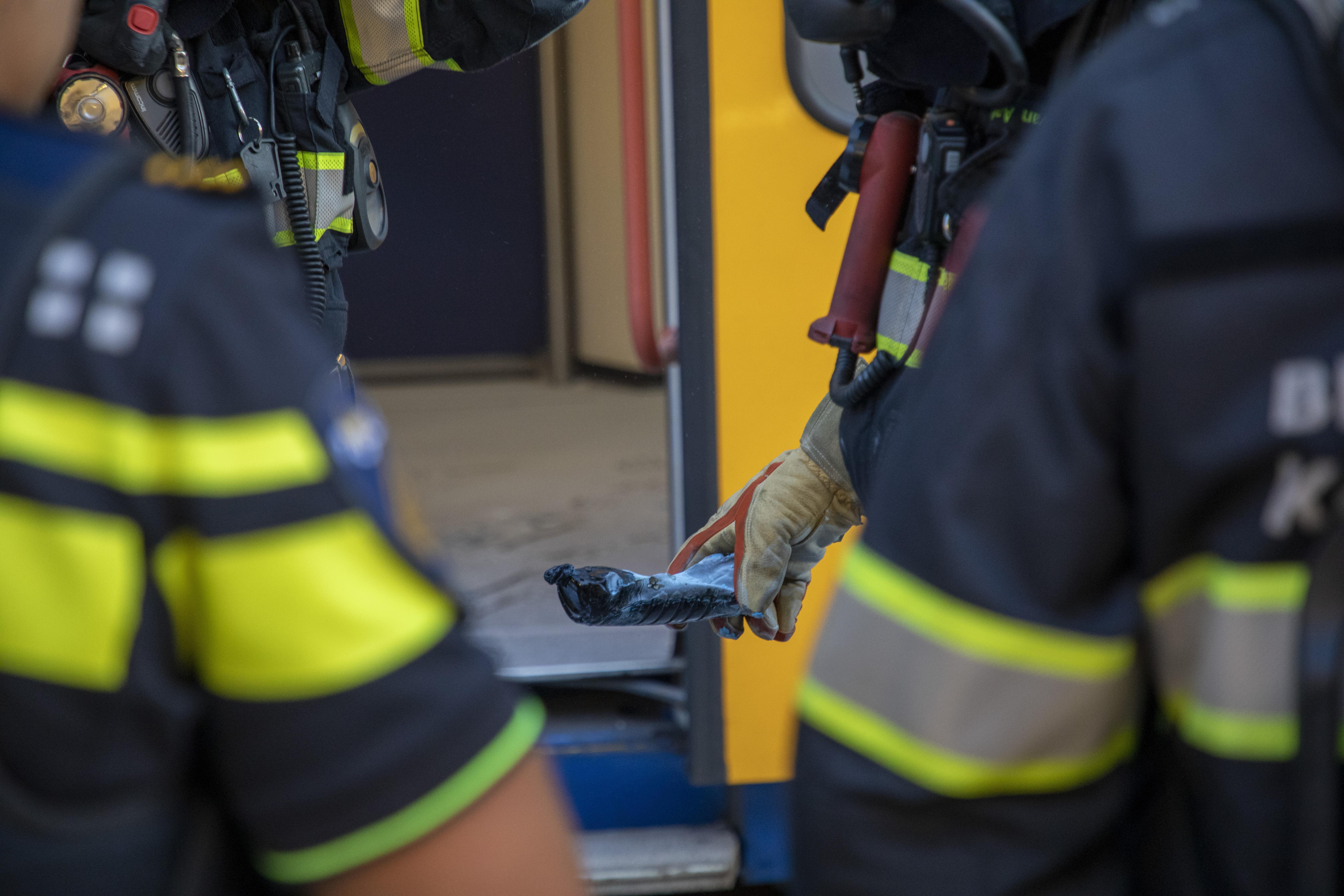 Eis: vier jaar cel voor brandstichtingen op NS-station Haarlem. Justitie wil verdachte lang achter tralies, omdat hij zichzelf buiten de maatschappij plaatst