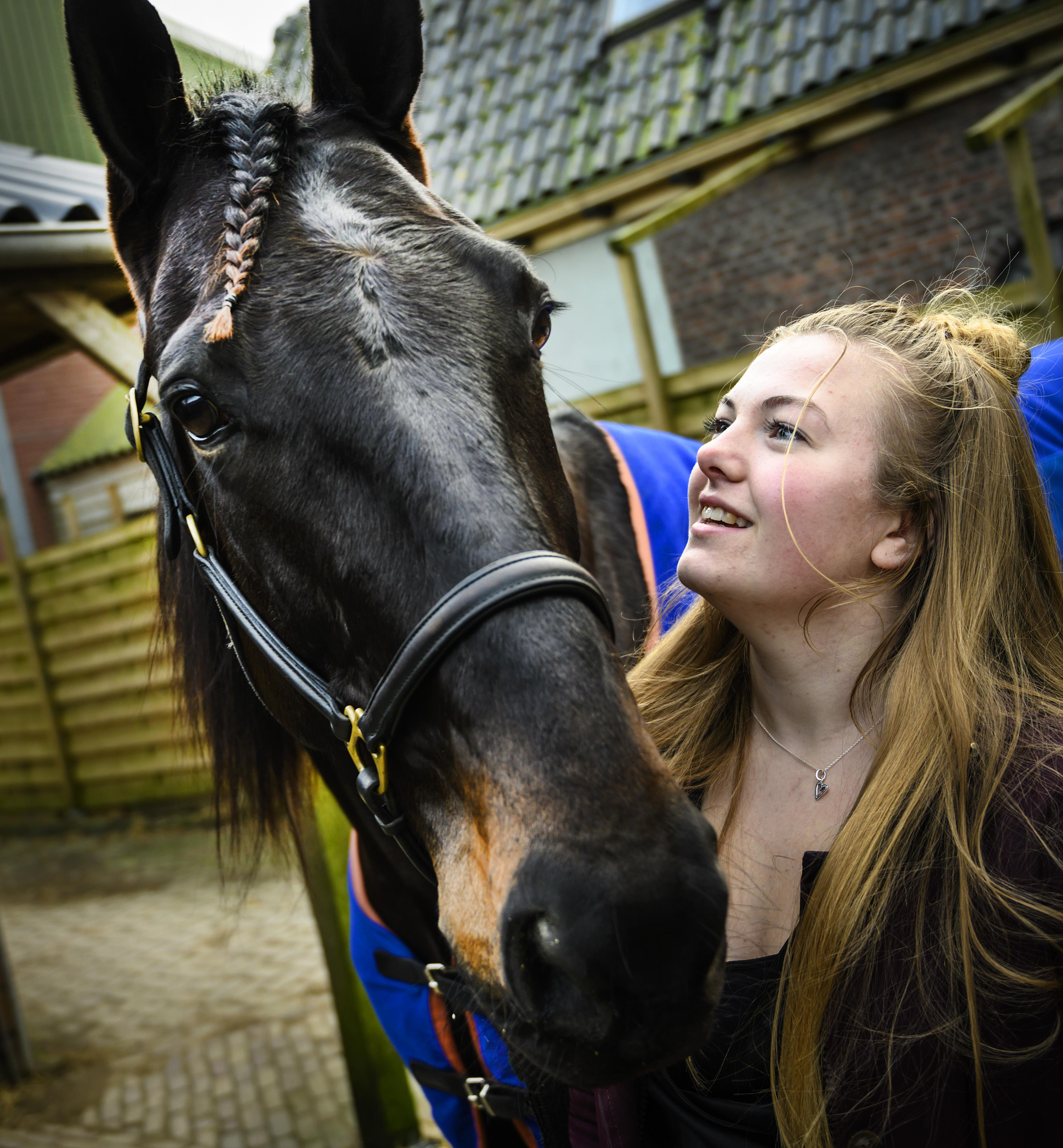 Dode spoor kan Lotte de Vlieger niet van Nederlandse titel afhouden