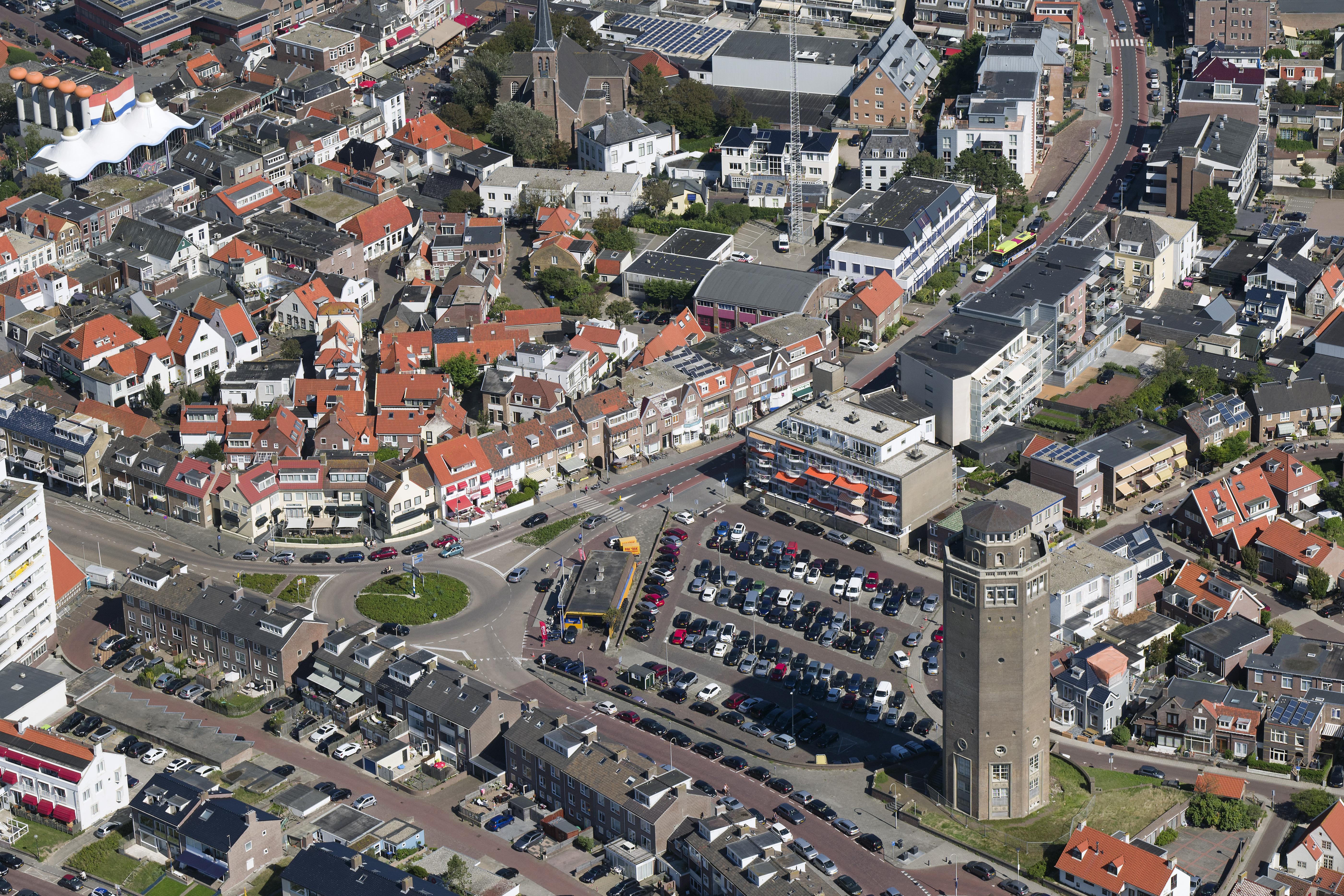 Eindelijk schot in bouwplan Watertorenplein in Zandvoort, archeologisch onderzoek begint maandag