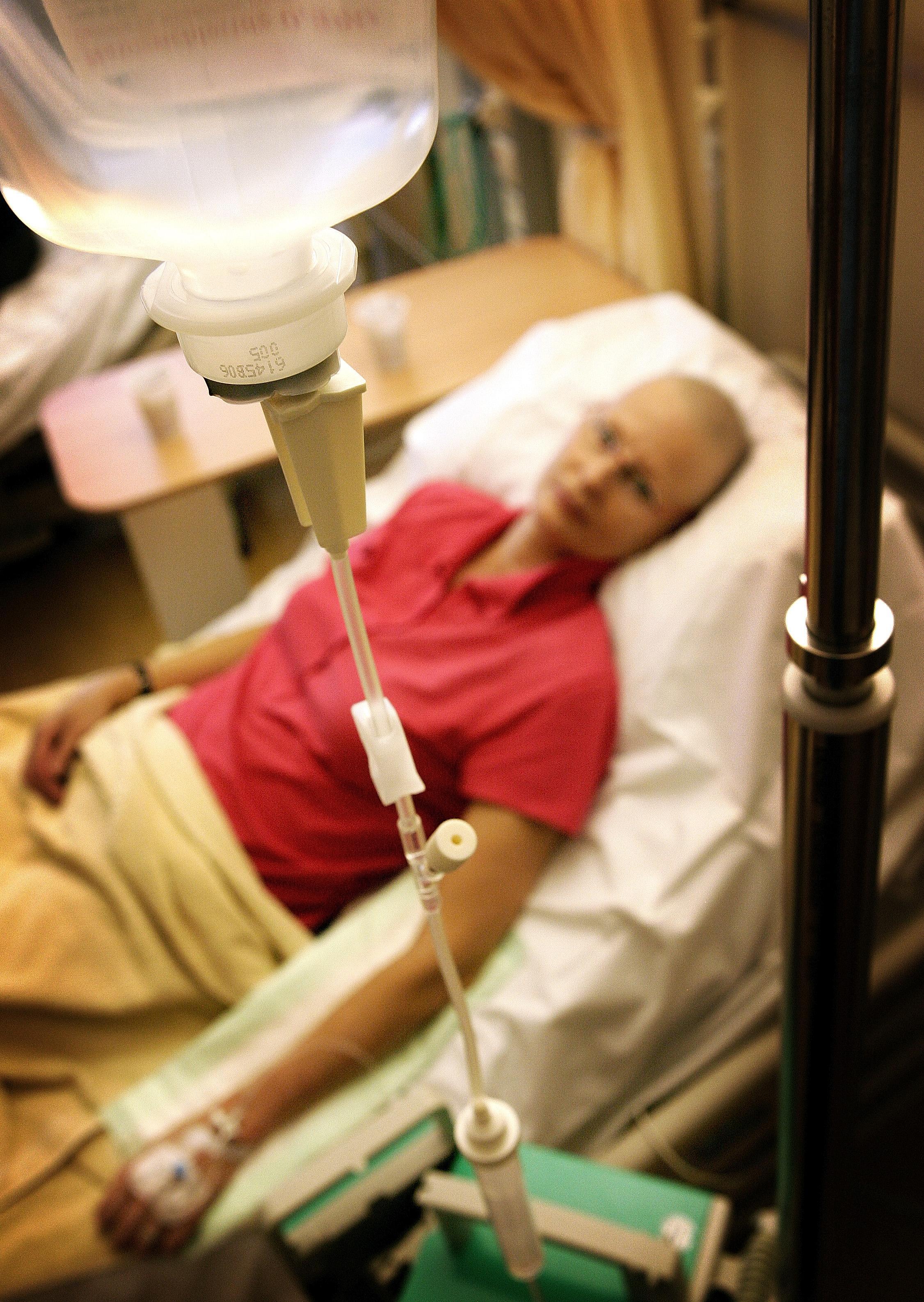 Uitgezaaide kanker vaak einde verhaal. 'Hopen op een wonderpil die genezing brengt'