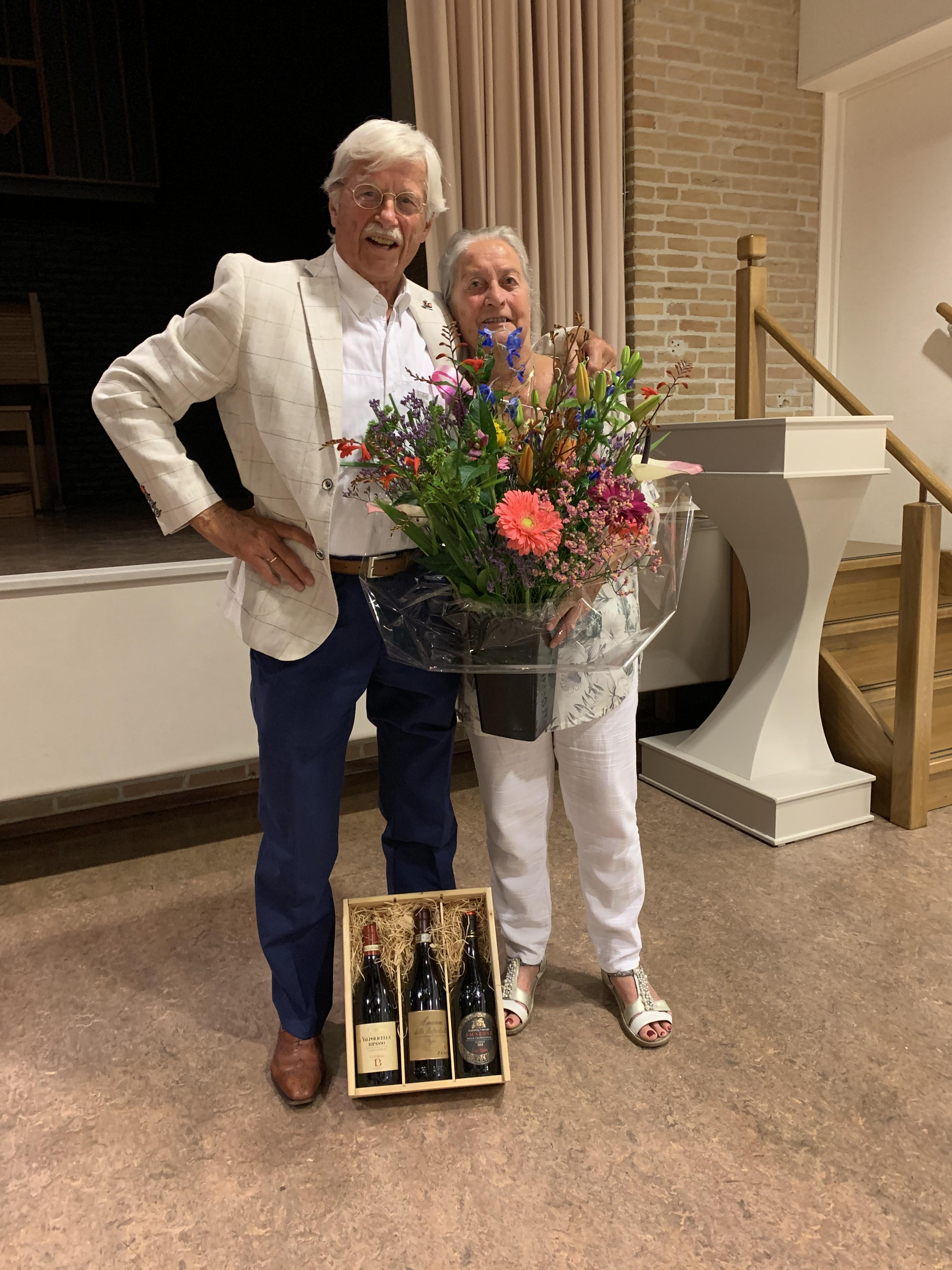 Hans Schonenberg vertrekt na twintig jaar als voorzitter van Katwijks Museum en Genootschap Oud Katwijk
