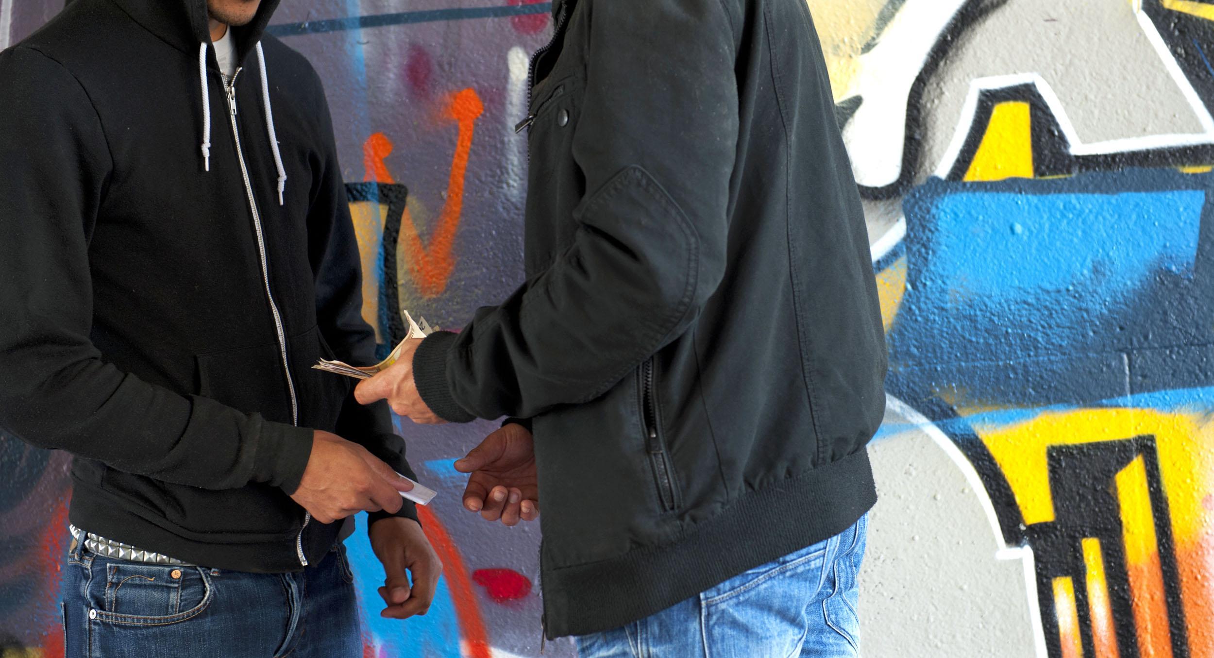 'Kleine' drugsdealers uit Kaag en Braassem voor politierechter