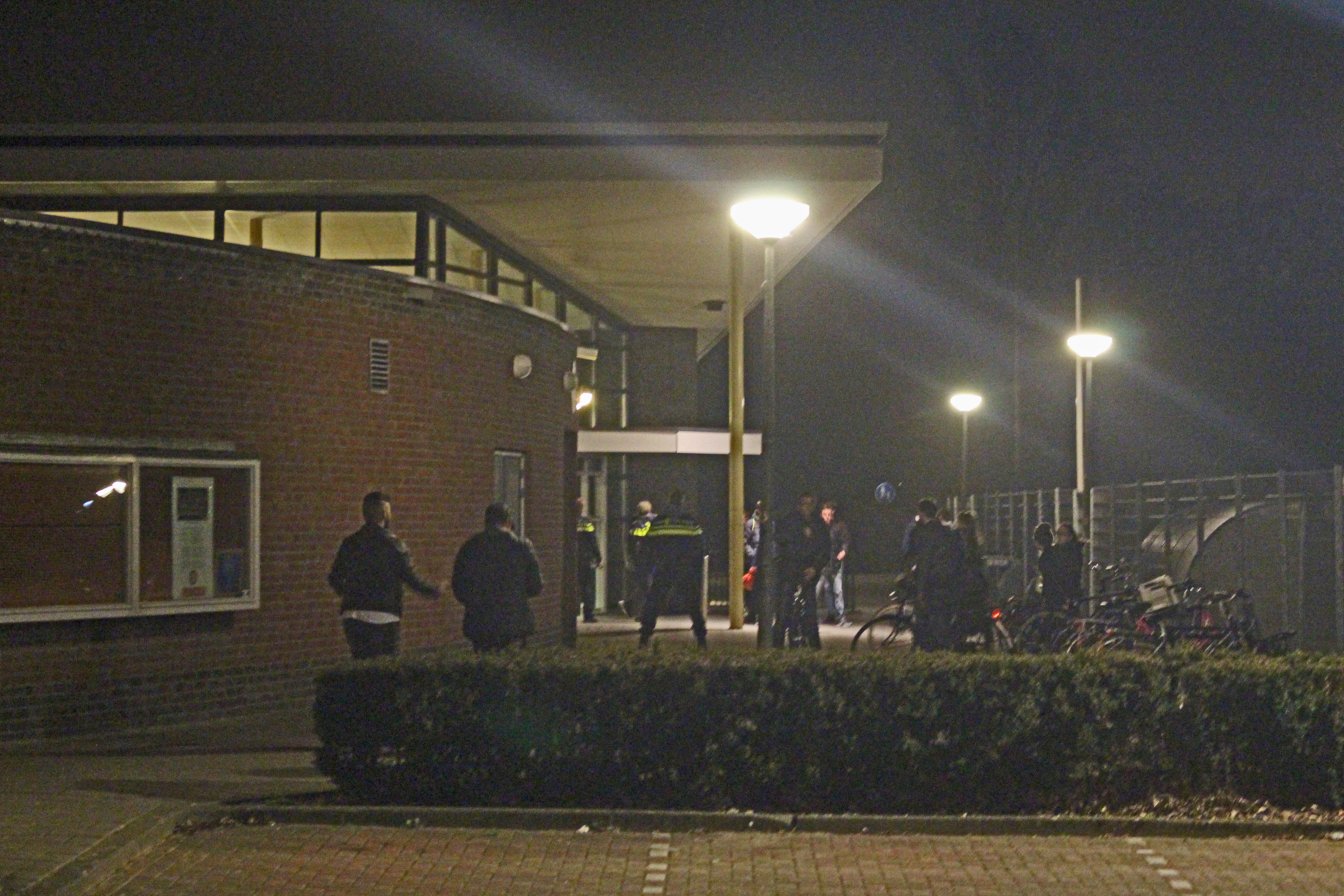 Vechtpartij zaalvoetbalwedstrijd Alkmaar om 'overtreding keeper'